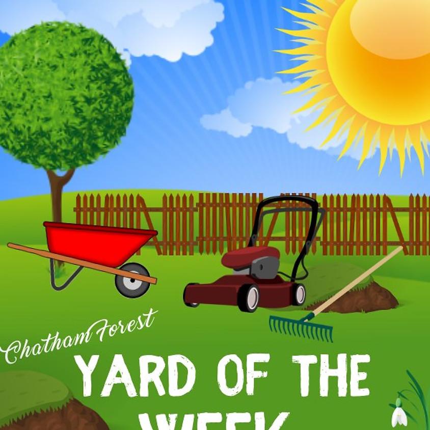 Yard of the Week and Winners