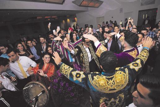 Bucharian Jewish Dancing
