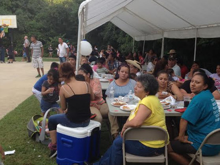 6th Annual National Night Out in Westmont Community
