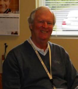 Volunteer Spotlight: Bob Russell