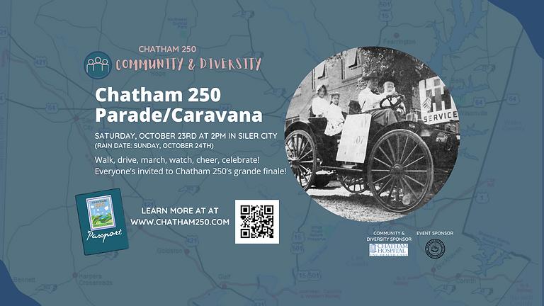 Chatham 250 Parade/Caravana
