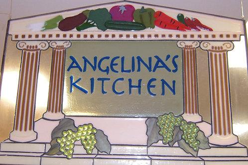 Angelina's Kitchen Cinnamon Sticks