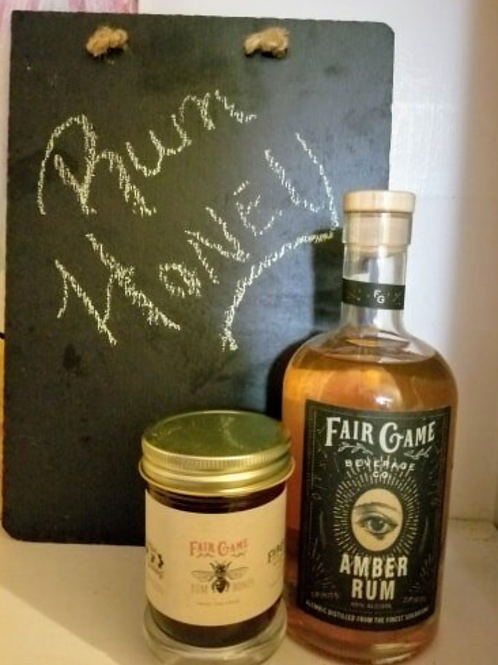 Beehive Yourself - Fair Game Rum Honey