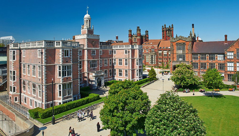 Newcastle university campus sunny day: The Parents' Guide to