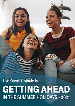 The Parents' Guide to Getting Ahead duri