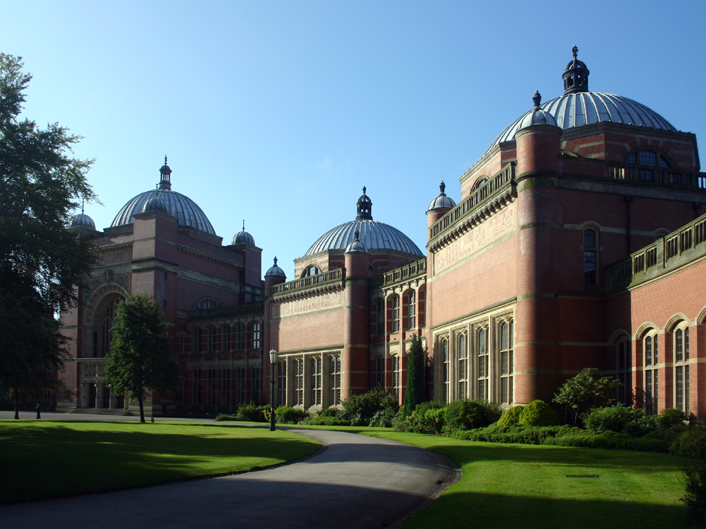 University of Birmingham main building, United Kingdom