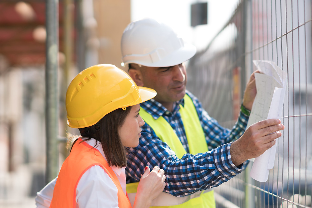 teenage girl on construction site degree apprenticeship with employer: The Parents' Guide to