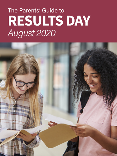 The Parents' Guide to Results Day 2020