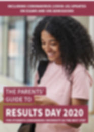 The Parents' Guide to Results day 2020.j