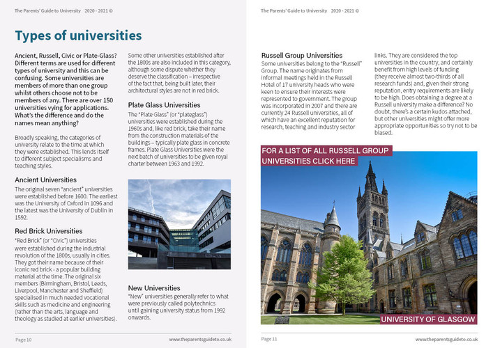 The Parents' Guide to University 20216.j