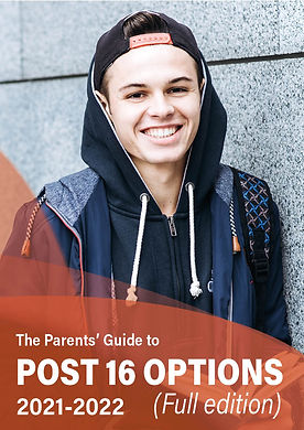 The parents guide to Post 16 options 202