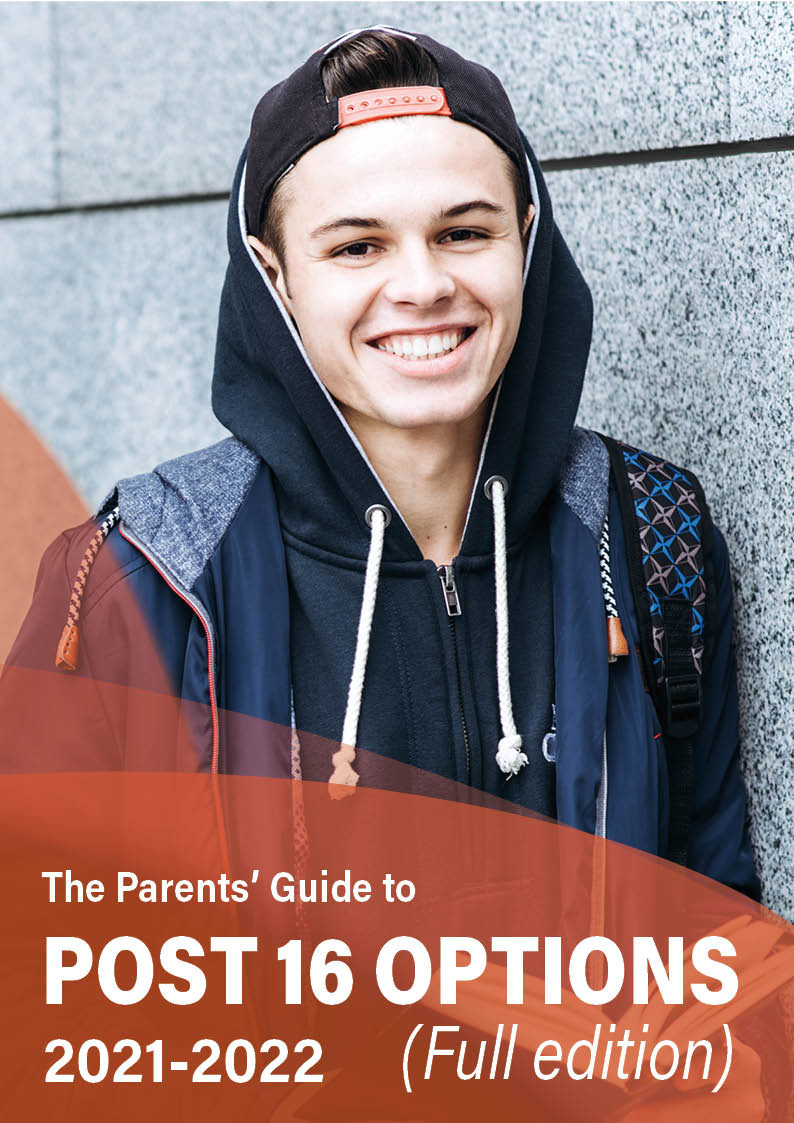 The Parents' Guide to Post 16 Options (full edition)