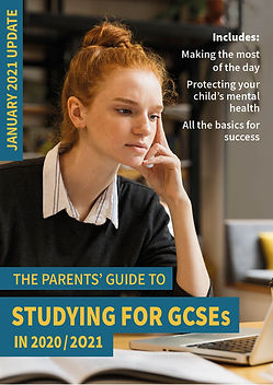 The Parents' Guide to studying for GCSEs