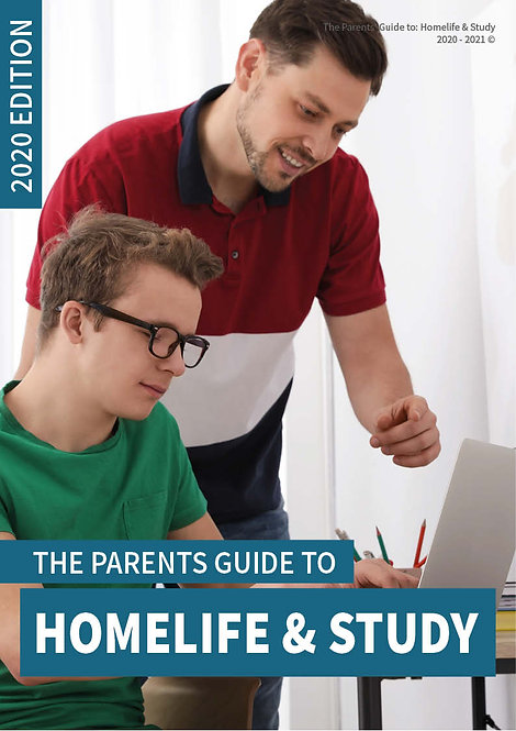 The Parents' Guide to Homelife & Study
