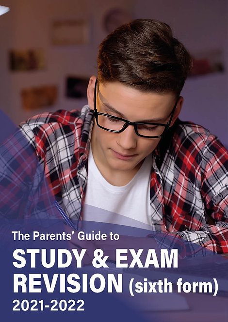 How to support your child with their revision during sixth form and college