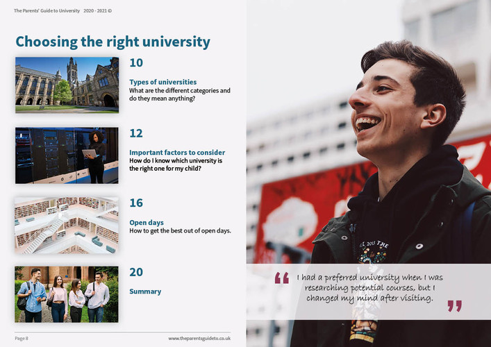 The Parents' Guide to University 20215.j