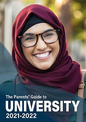 The Parents' Guide to University 2021-20
