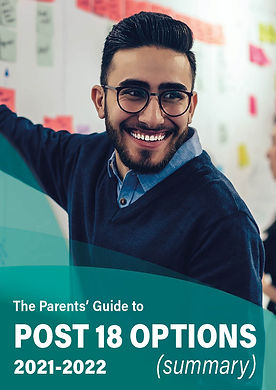 The Parents' Guide to Post 18 options (s