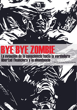 Portada Bye Bye Zombie Segunda Edicion.j
