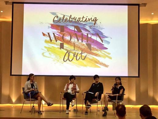 Celebrating Women in Art at the Goethe Institut Thailand