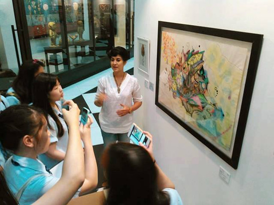 Wells International School at River City Bangkok