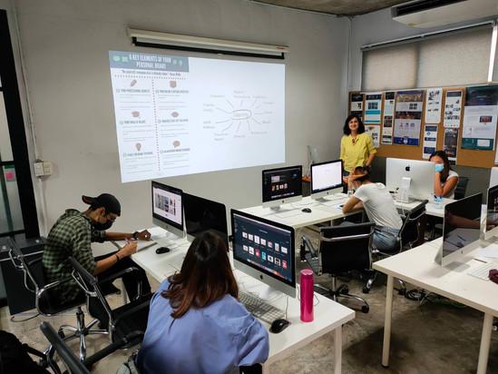 Graphic Design Essentials Course at Web Courses Bangkok