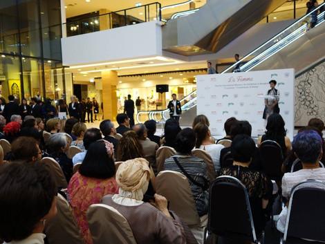 La Femme Exhibition, 40 global Ambassadors