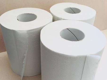 トイレットペーパーあります