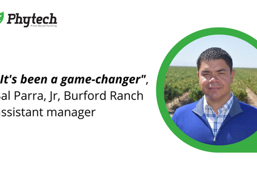 """""""Trees are just healthier"""", Sal Parra Jr. / Burford Ranch"""