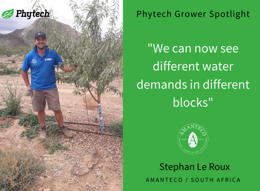 Grower spotlight: Stephan Le Roux from Amanteco South Africa