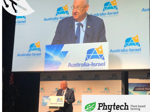 Australia and Israel - cultivating a friendship