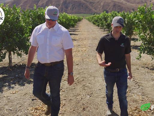 Hero Spotlight: Hayden McIntyre from Sierra Pacific Farms