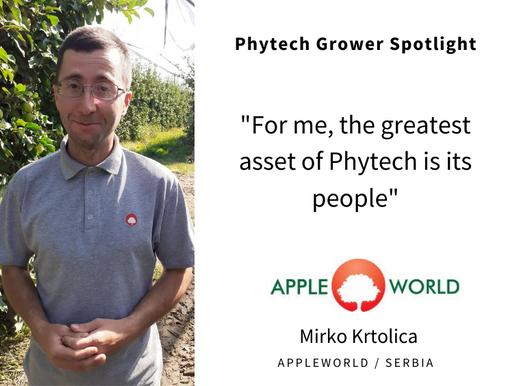 Hero spotlight: Mirko Krtolica from AppleWorld, Serbia