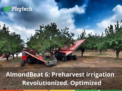 2021 AlmondBeat 6: Deficit irrigation -  revolutionized. optimized