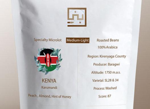 Kenya Karumandi