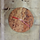 Cork wall clock lifestyle shot 2