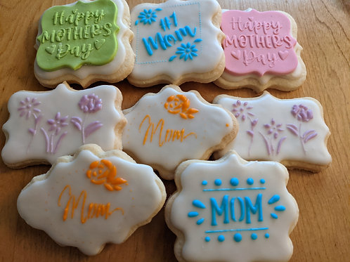Mothers Day Sugar Cookies (8)
