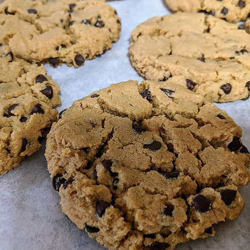 Peanut Butter Chip Cookies (6)