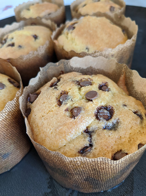 Chocolate Chip Muffins (4)