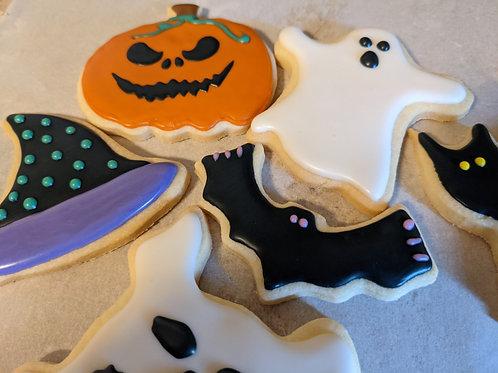 Halloween Sugar Cookies (8)