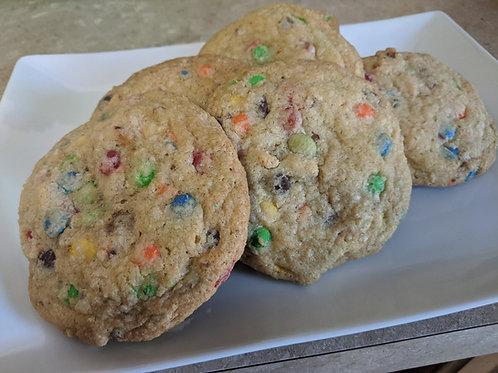 M&M - Pretzel Cookies (6)
