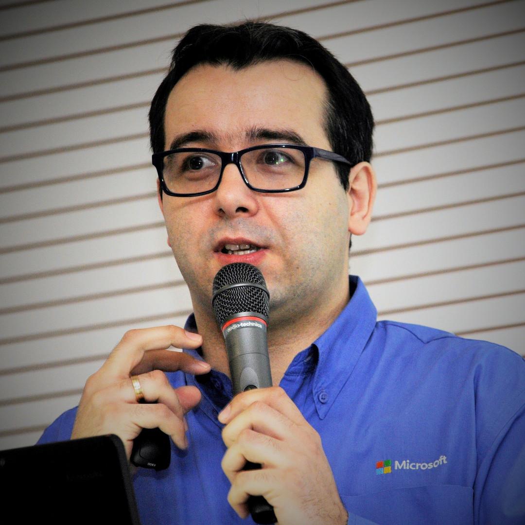 Mariusz Kedziora, App Innovation Lead