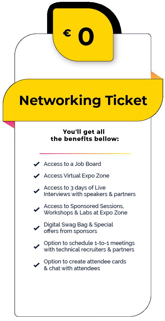 Networking Ticket
