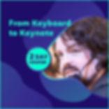 Dylan Beattie - From Keyboard to Keynote