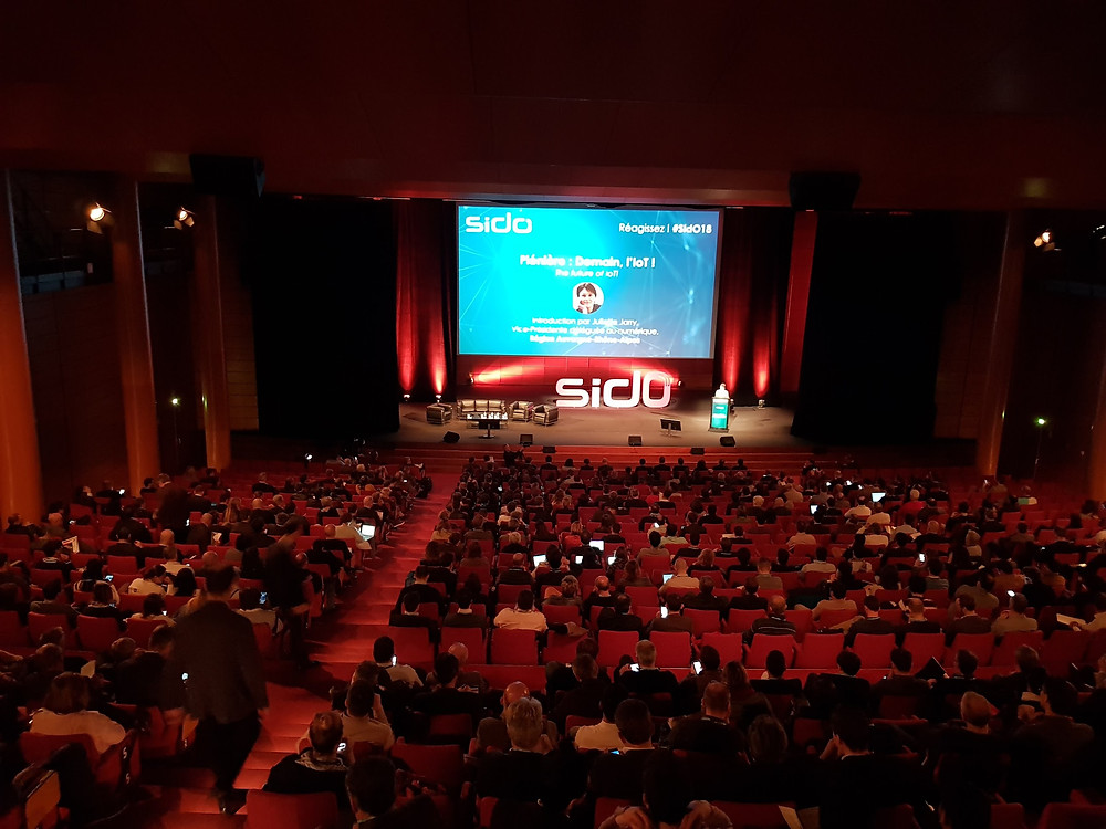 Sido conference in France