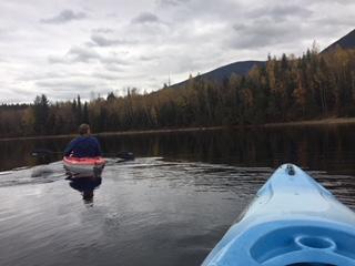 kayak Oct