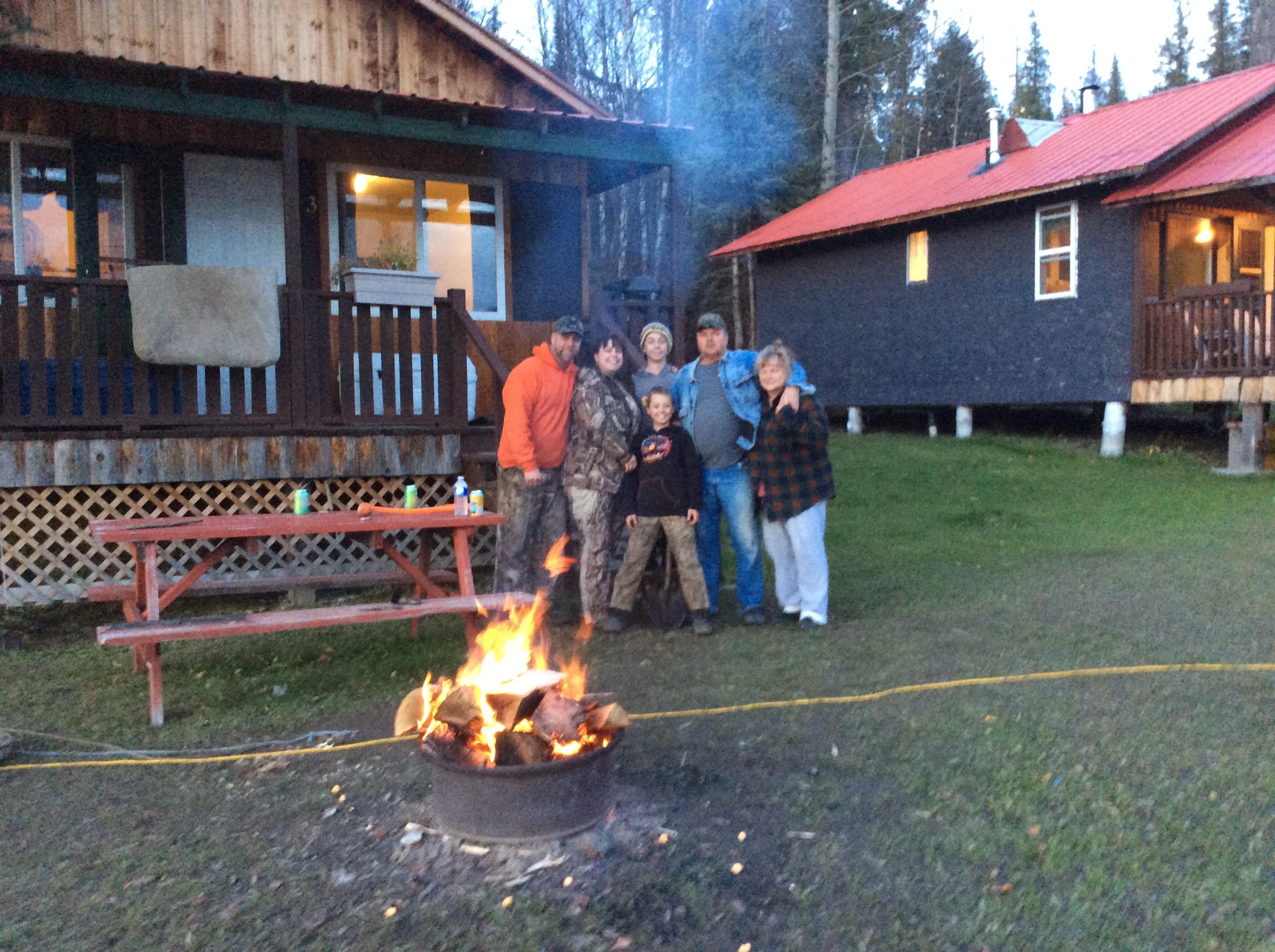 Sven and Cindy's crew