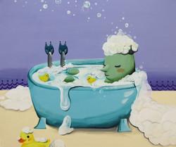 천윤화, honey sleep-bubble bubble