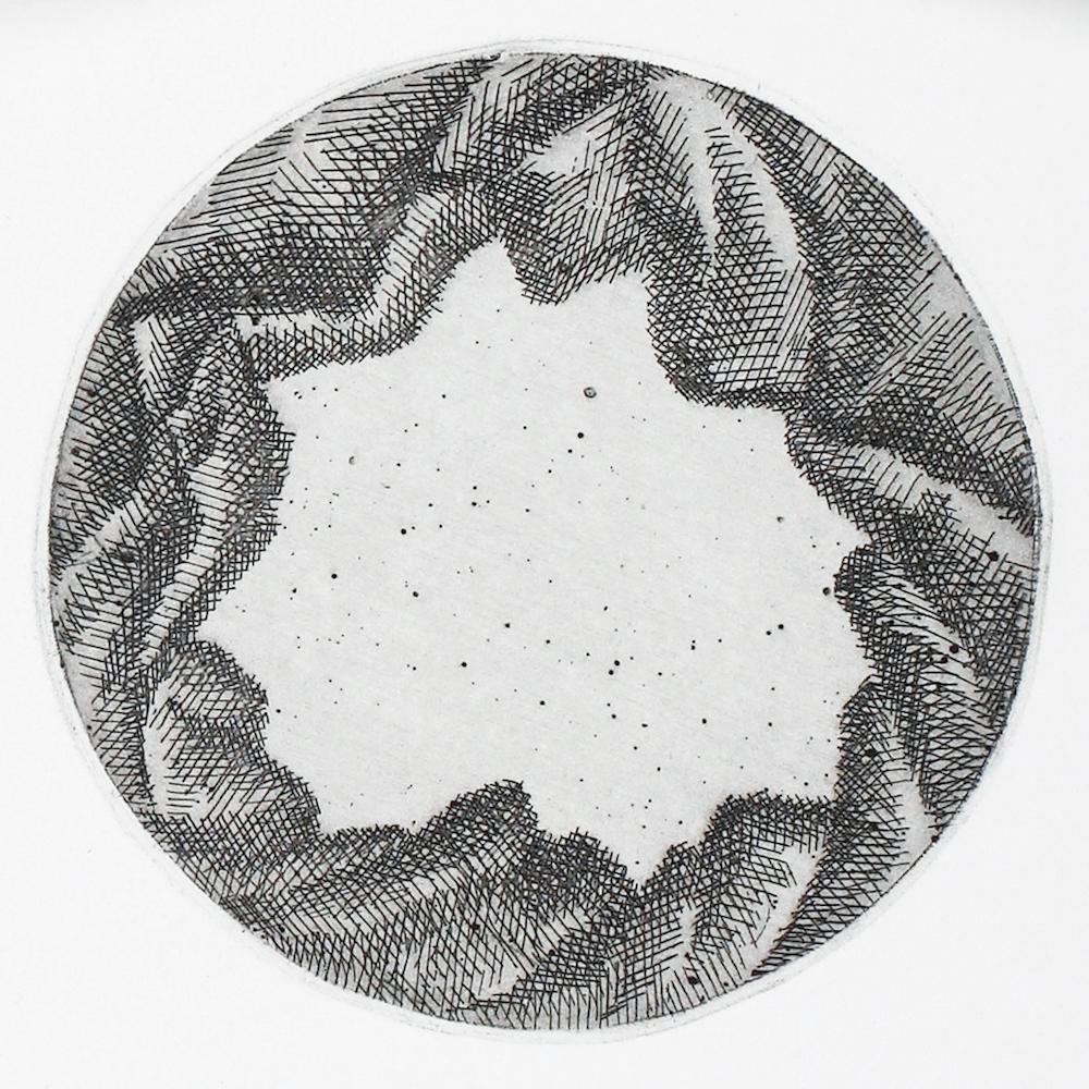 Landscape's fragment Series3