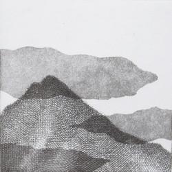 Landscape's fragment Series5